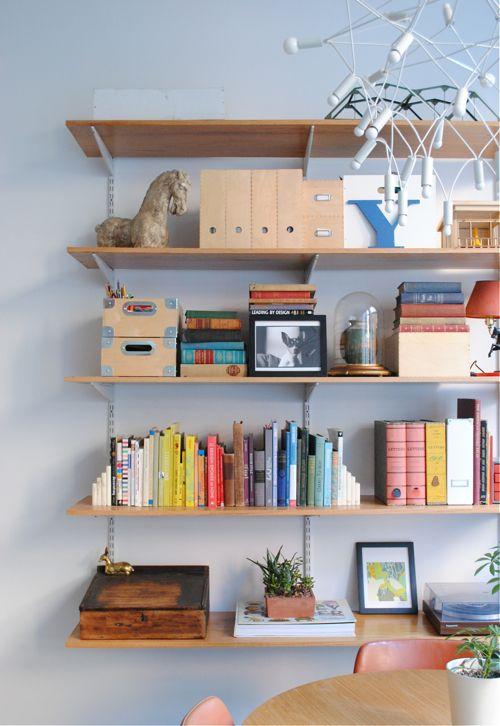 Organizing Your Bookshelf At Home